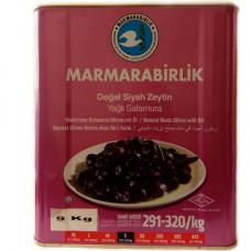 Маслины (оливки) в масле Marmamabirlik, 1 кг